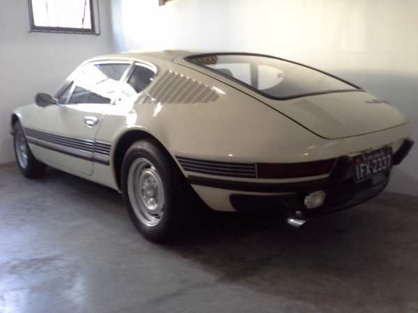 1976 Volkswagen SP2