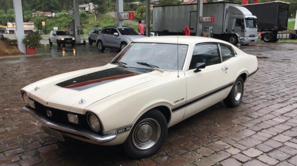 1975 Ford Maverick V8