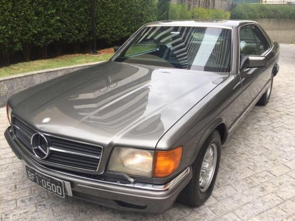 1983 Mercedes Benz 500SEC