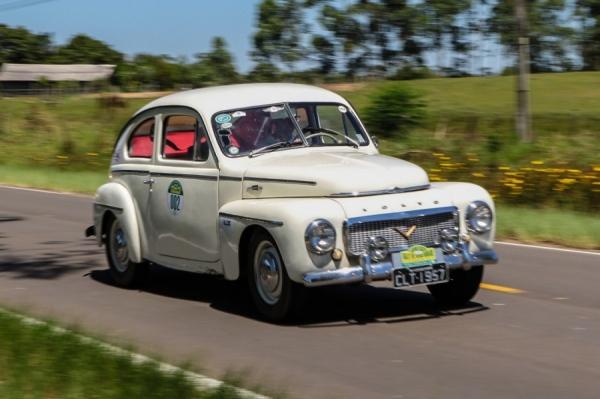 1957 Volvo PV444 LS