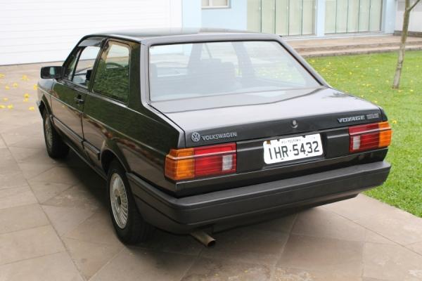 1988 Volkswagen Voyage GLS 1.8