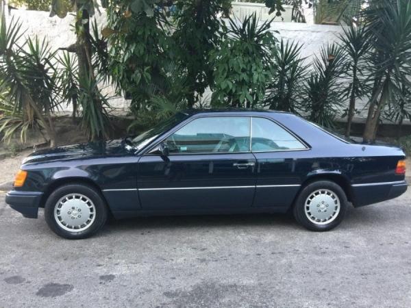 1991 Mercedes Benz 300CE-24
