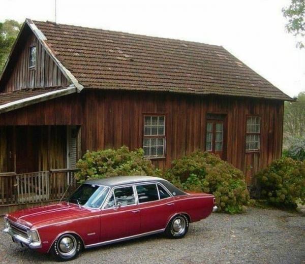 1973 GM Opala gran luxo