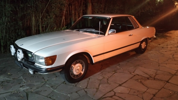 1973 Mercedes Benz Slc 350