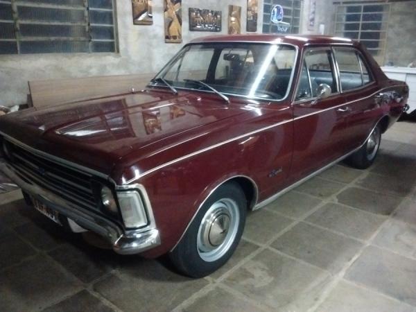 1974 GM Opala especial